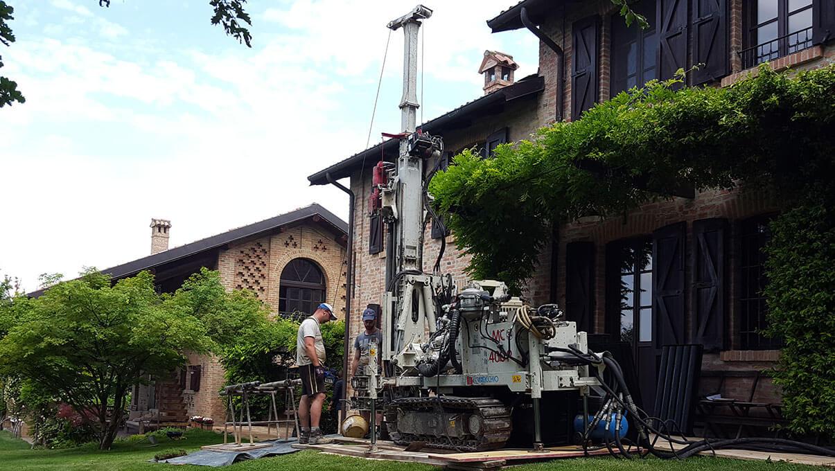 Indagine per ristrutturazione abitazione privata - CASTEGGIO (PV)